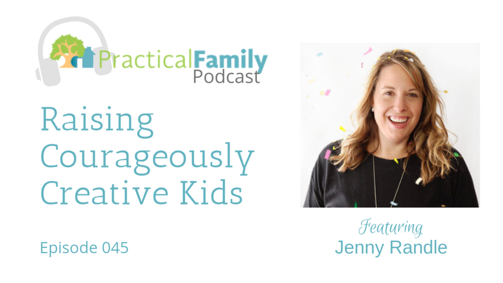 Graphic © Practical Family Podcast