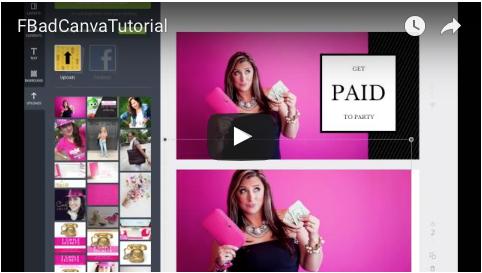 Canva Tutorial: Design Your Facebook Ad