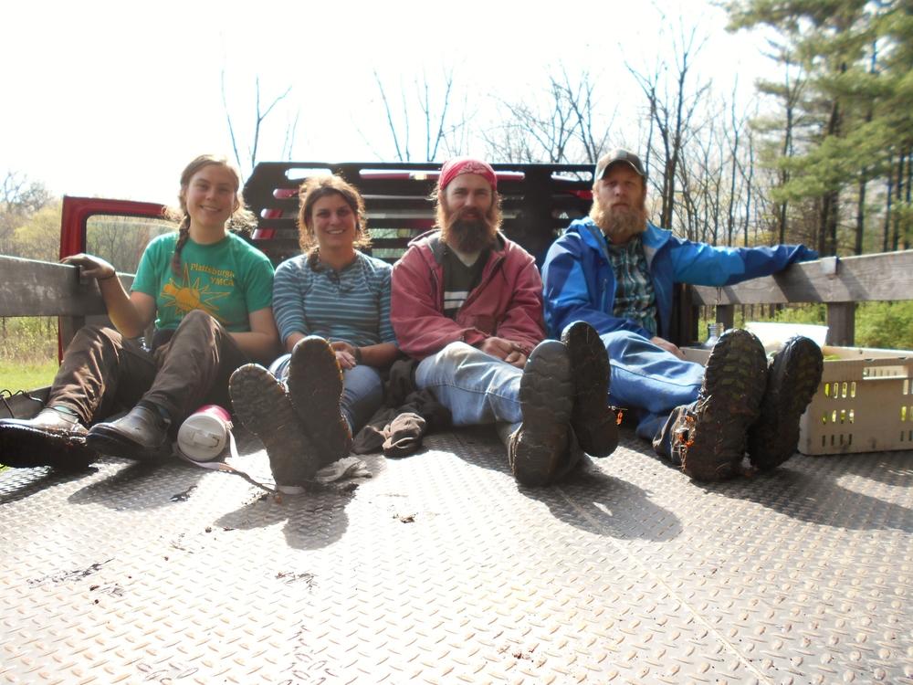 Vermont Valley crew