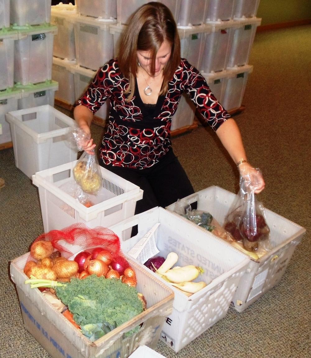 Storage share Vermont Valley