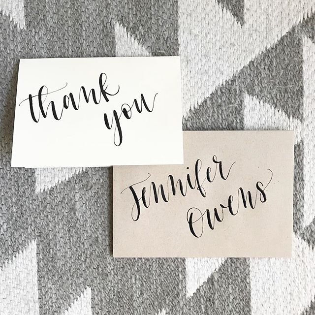 Thanks and praise 🙌🏽 . . . . . . . #moderncalligraphy #calligraphy #calligrapher #weddingcalligrapher #thanks #thankyou #thankyoucard #handlettered #freehand #wedding #wedding2018 #weddinginspo #bridalinspo #communityovercompetition #girlgang #weddingvendor #laguna #lagunabeach #pointedpen #potd