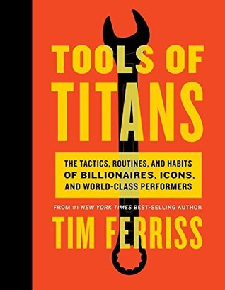"March's Book of the Month   Tools of Titans    By Tim Ferriss    Book Review by Dyson Panko   Tools of Titans is a collection of short profiles of some of the most well-known and successful people in the world; in these profile there are quick summaries of the Titans routines, tactics, philosophies, and habits.  Tools of Titans reads very much like a social media page; however your friends are world class athletes, billionaires, movie stars, former Special Forces, and more.  Before you hop into the book Tim Ferriss provides a preface titled ""Read This First - How to Use this Book"" which is a must read if you're going to get the most out of the book (and enjoy it)  The over 650 pages of this book contains a plethora of information (some of it contradictory), it is however not a step by step guide of how to become a Titan yourself. It makes no difference if you start reading on Page 1 with Amelia Boone's profile or page 303 with Alex Blumberg's, each profile is self-contained and if there is supplementary information in ToT there are references to where in the book you can find it.  While reading this book make sure to have a note pad to mark down ideas you want to remember and people you want to hear more from. As many profiles you'll read and think ""Oh neat"" or ""Odd but interesting"" there will be at least one (but probably multiple) with ideas that will be indispensable to you and will take you down a rabbit hole of research and life changing advice.  The book feels like you're authentically hearing from these people, and as such there is a fair use of colorful language throughout. If you are sensitive to curse words be prepared if you choose to flip these pages and gather insights from a wide range of successful people.  If you're interested in discovering new people and ideas this is a perfect book to start with."