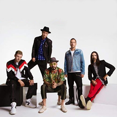 BACKSTREET BOYS      GET VIP ACCESS