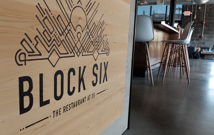 BLOCK SIX - THE RESTAURANT AT 3S