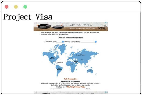 projectvisa