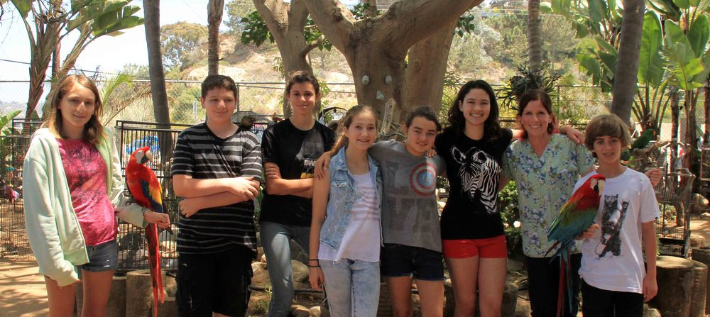 2015 Junior Docent Class