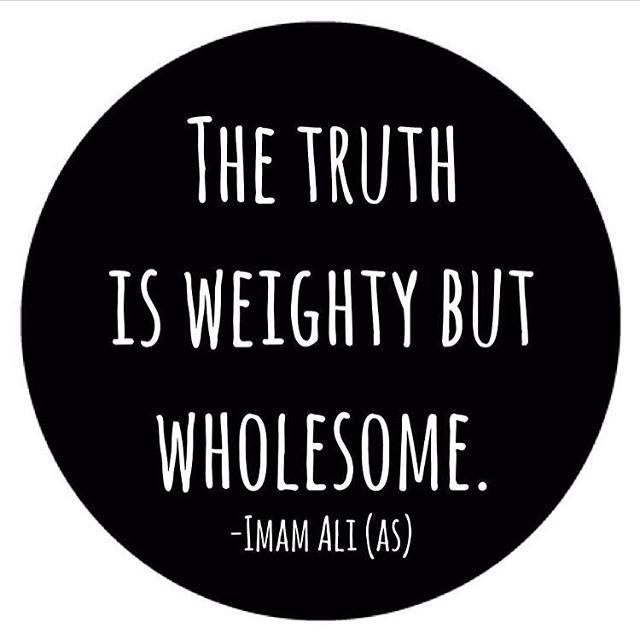 #Haqq #TrueandLiving #CornerstoreFolklore @nahjulbalagha_minds
