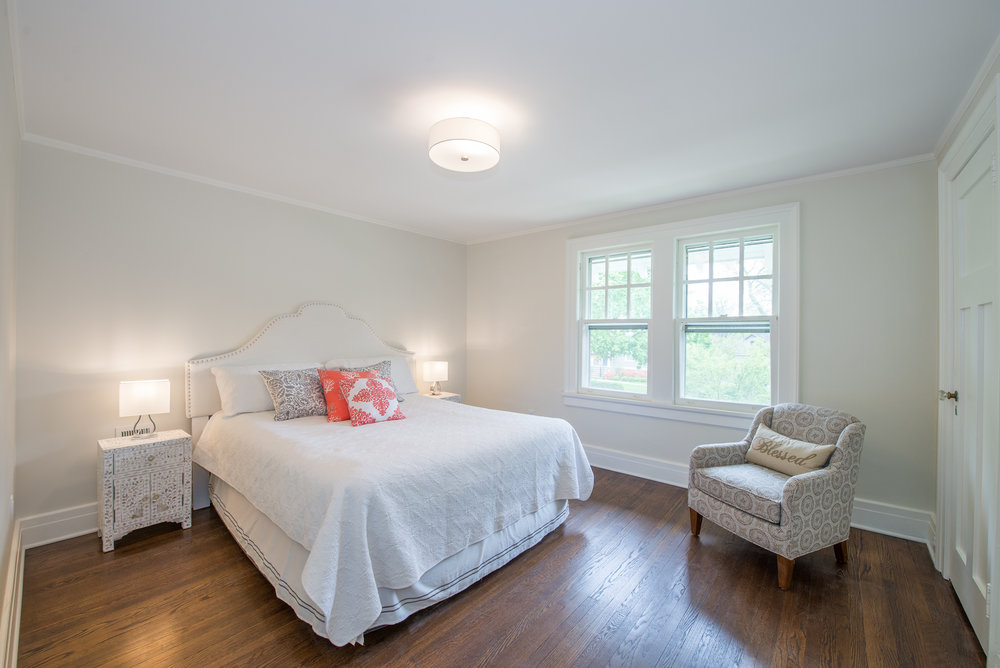 UNIT B - Master Bedroom
