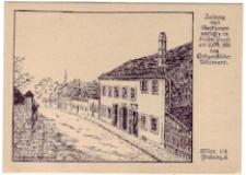 Beethoven's Heiligenstadt House