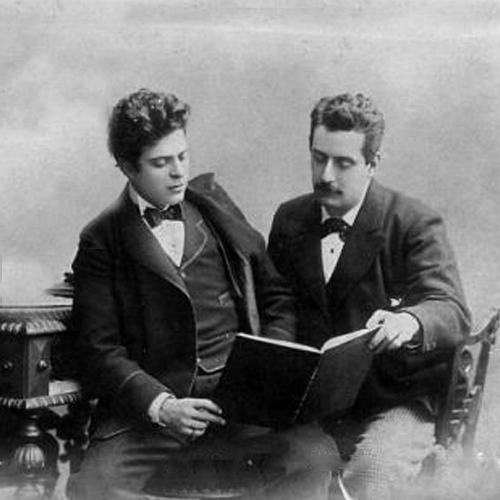 Mascagni and Puccini