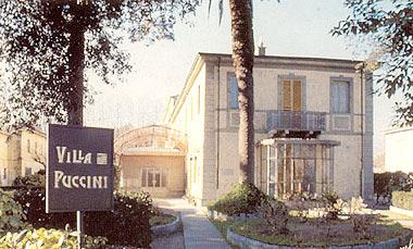 Villa Musea Puccini