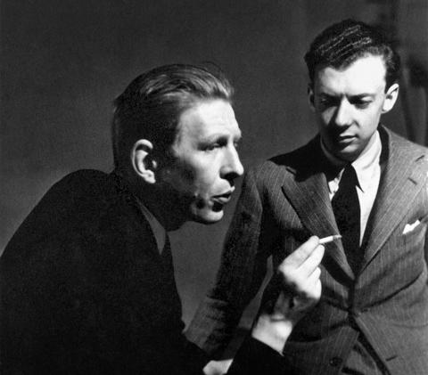 Britten and W.H. Auden