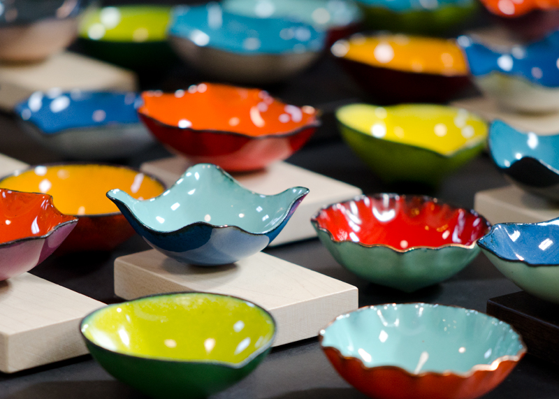 Bitty Bowls from the  Home Goods  Collection