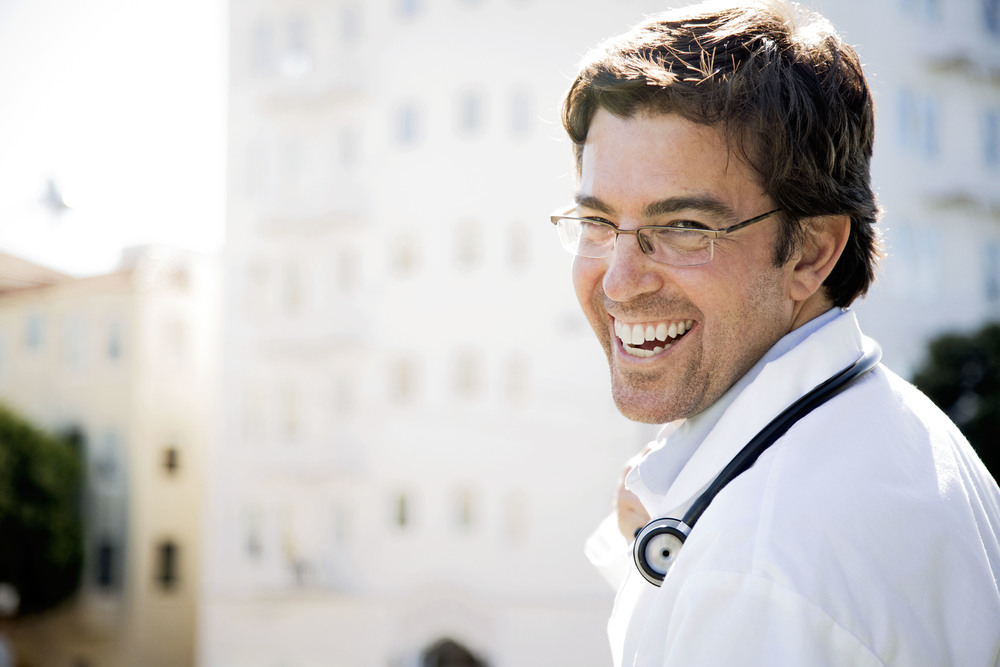 Funny Doctor Brad Nieder MD CSP -- The Healthy Humorist