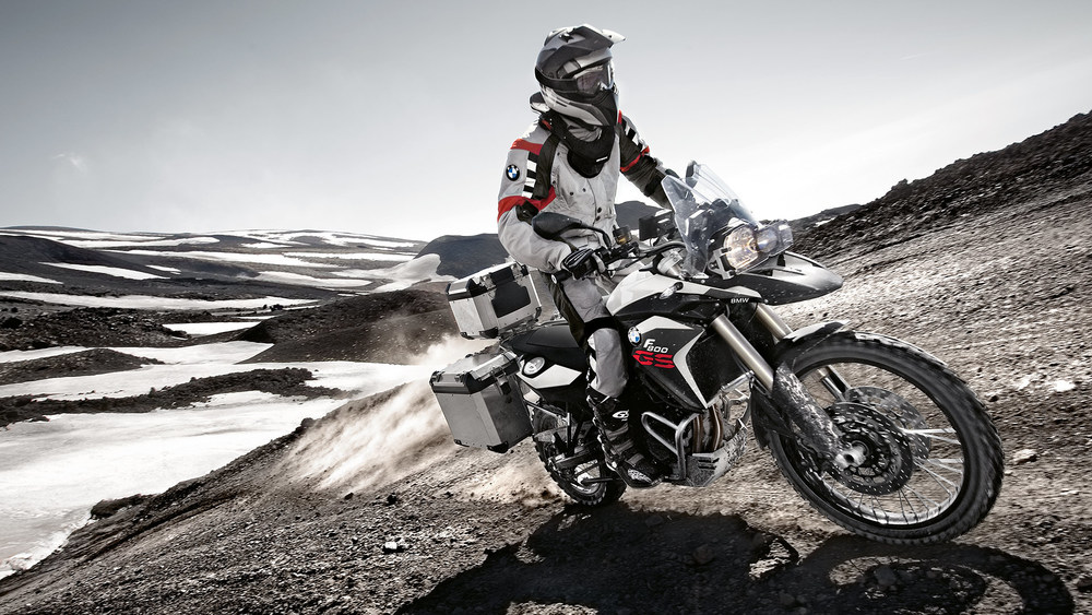 GET BMW F800GS TODAY