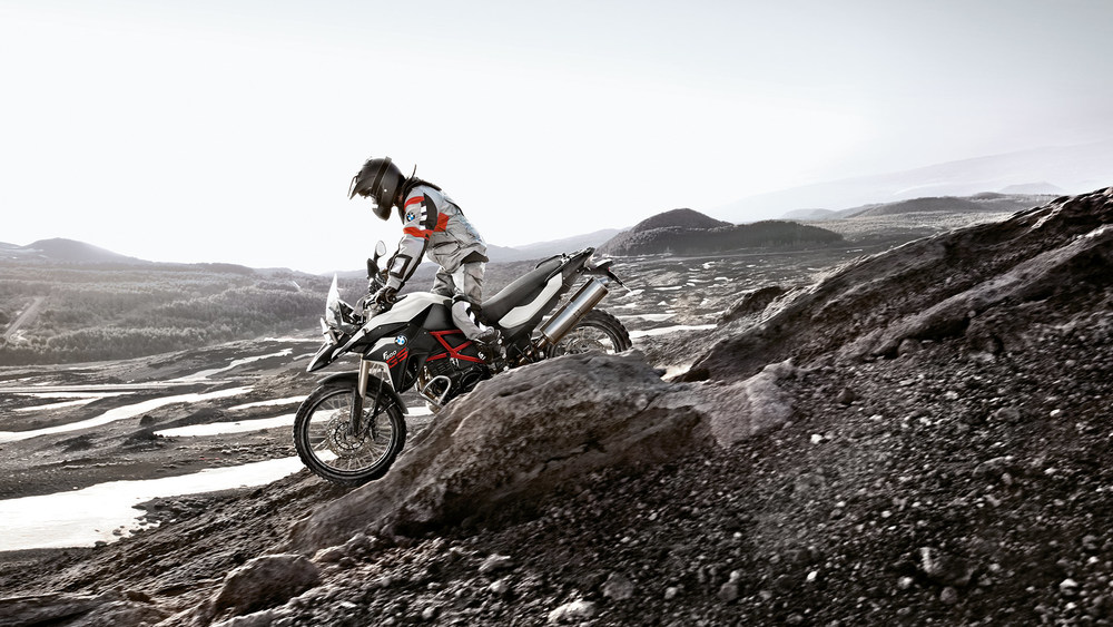 RENT NOW BMW F800GS