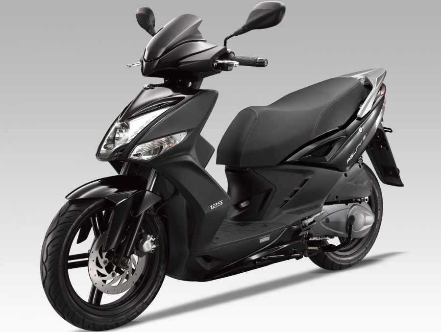scooter rentals calgary kymco agility 50 — all season rental
