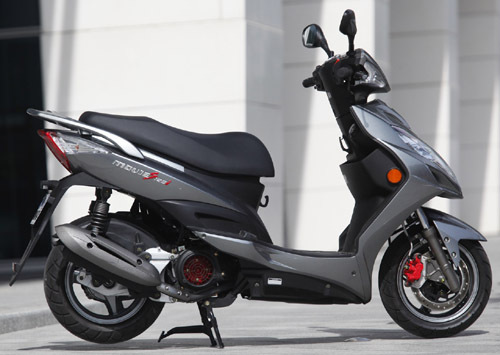 RENT THIS SCOOTER