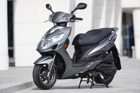 KYMCO MOVIE 150 FOR RENT