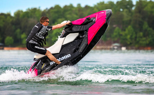 SEADOO SPARK FOR RENT