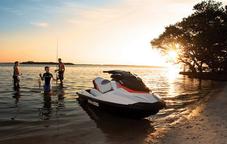 SEA-DOO GTI - 130 HP