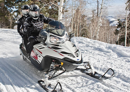 RENT POLARIS 550 IQ LXT IN CALGARY, ALBERTA
