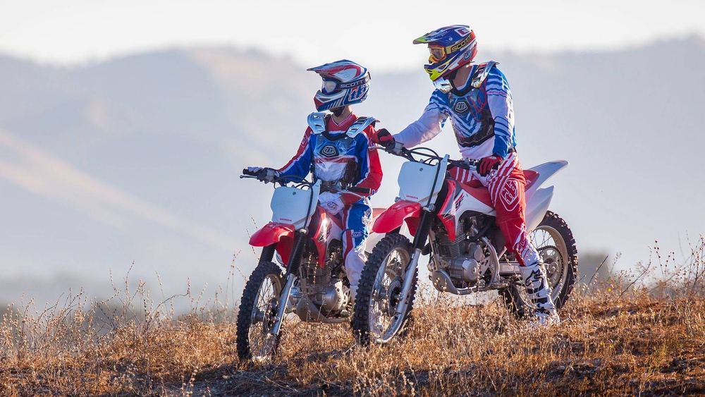 HONDA CRF 230F FOR RENT