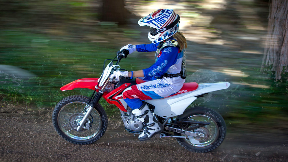 RENT THIS RIDE - HONDA CRF 125F