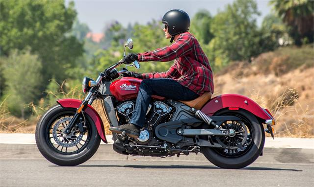 RENT THIS RIDE -INDIAN SCOUT 60