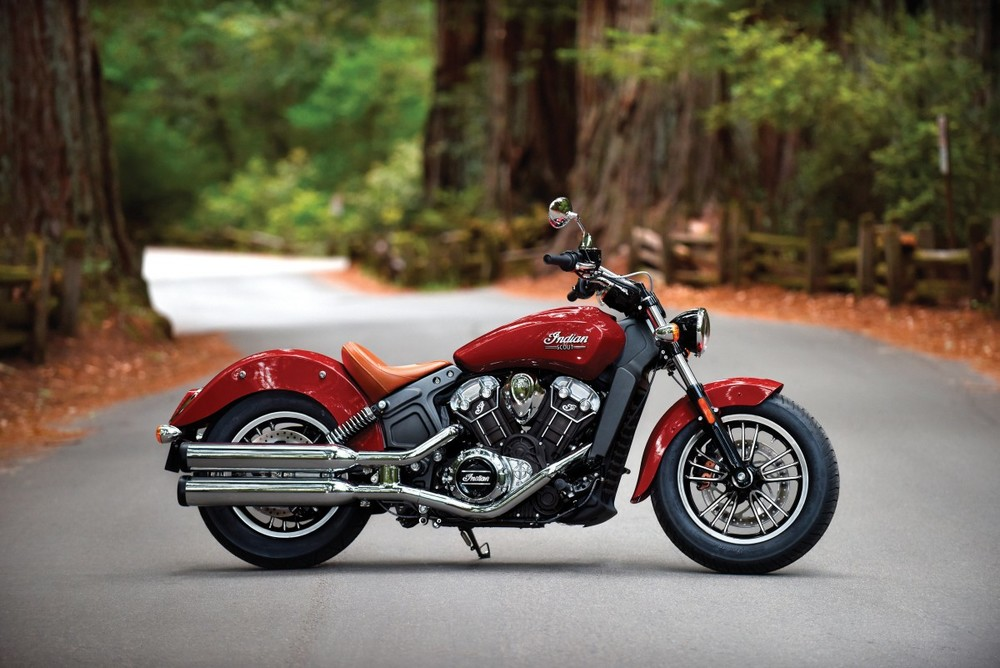 INDIAN SCOUT 60