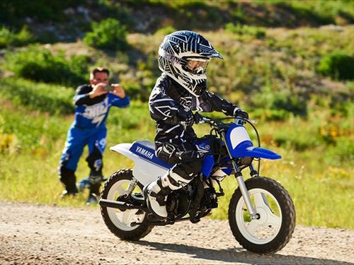 Yamaha PW50 — All Season Rental Adventures