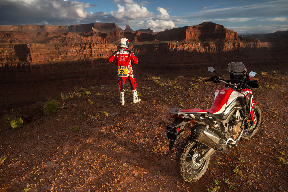 GET HONDA AFRICA TWIN 1000 TODAY
