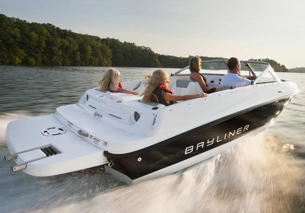 RENT BAYLINER BOW RIDER 175 - 6 SEATER