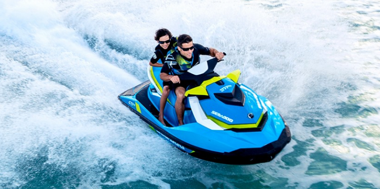 GET SEA-DOO GTI 100 -HP IN CALGARY