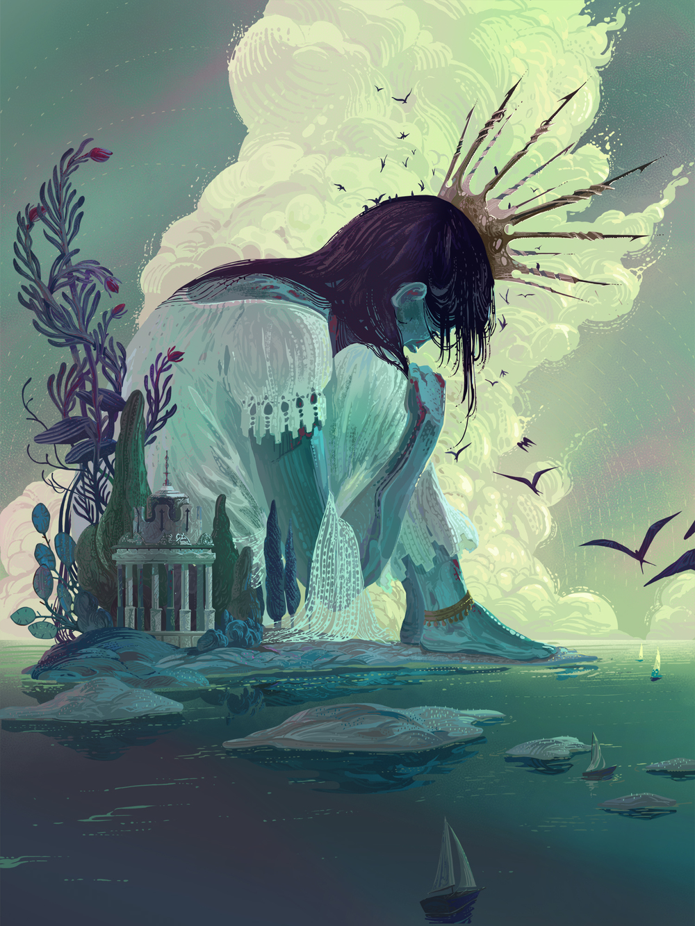 Backwater God