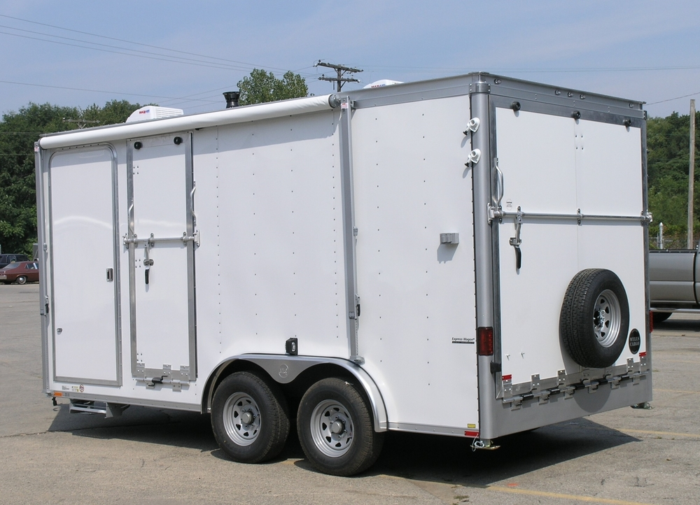 trailer shower trailers mobile unit services support disaster crewzers fire