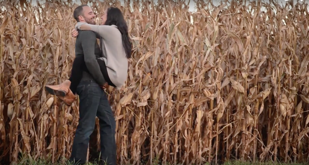 {a screen grab from the farm engagement video in Hamburg, MN}