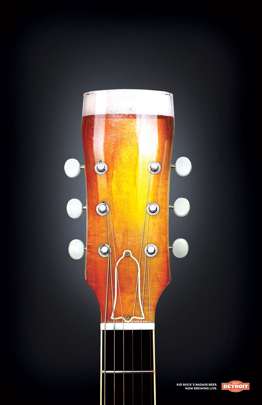 beer guitar palmer holmes