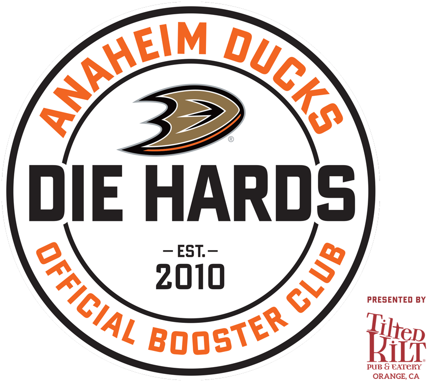 Anaheim Ducks Die Hards
