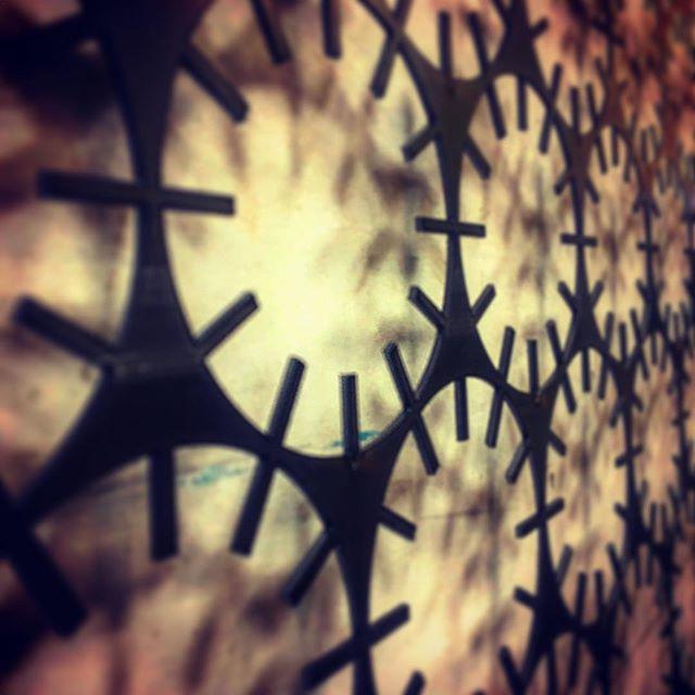 #lasercut #lasercutting #laserart #metalfab #steelart #decorativescreens #goodlookinggarbage #useeveryfilter #wonderwhatthatis #nevermind #justenjoyit #whileyouscroll #killingtime #stevestonbc