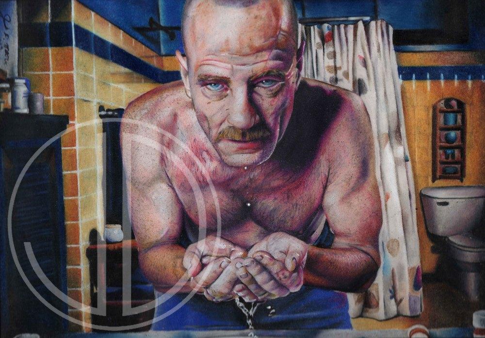 Bryan Cranson as Walter Heisenburg White wm.jpg