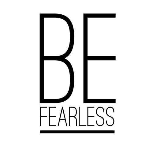 Be fearless + go after what you want // www.rachelgadiel.com
