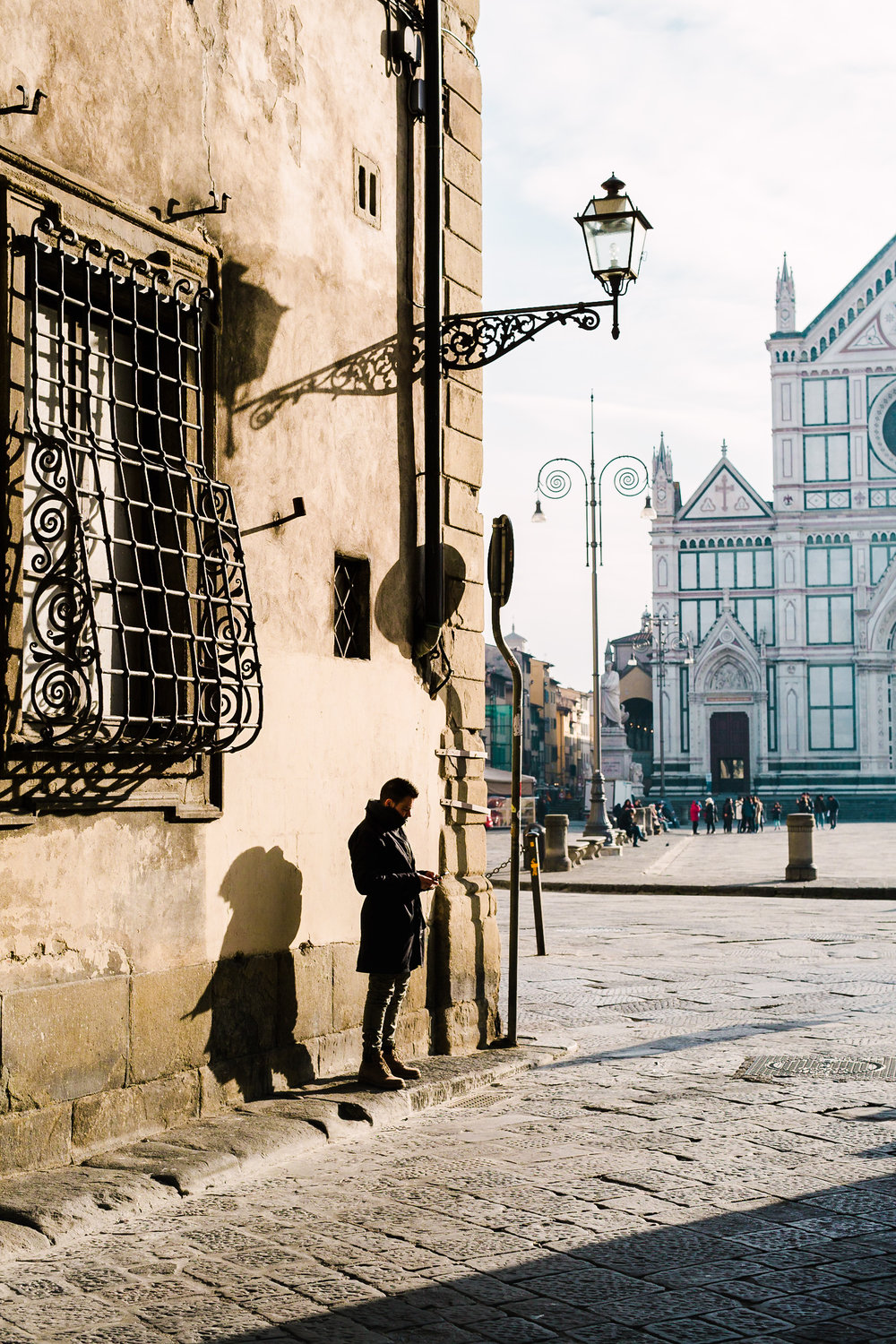 Man Standing Near Santa Croce (1 of 1).jpg