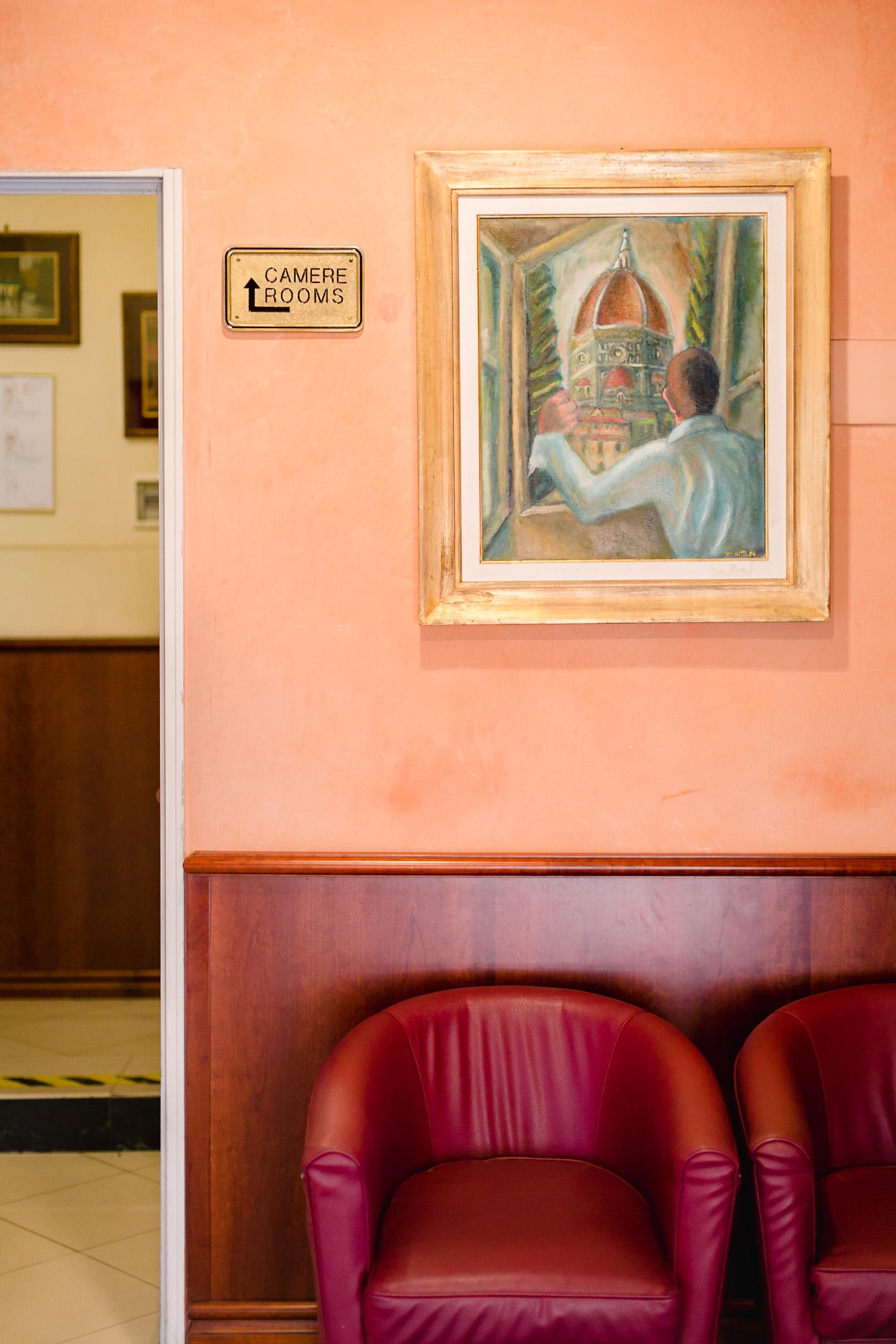 Hotel Arizona Florence — NICO SCHINCO