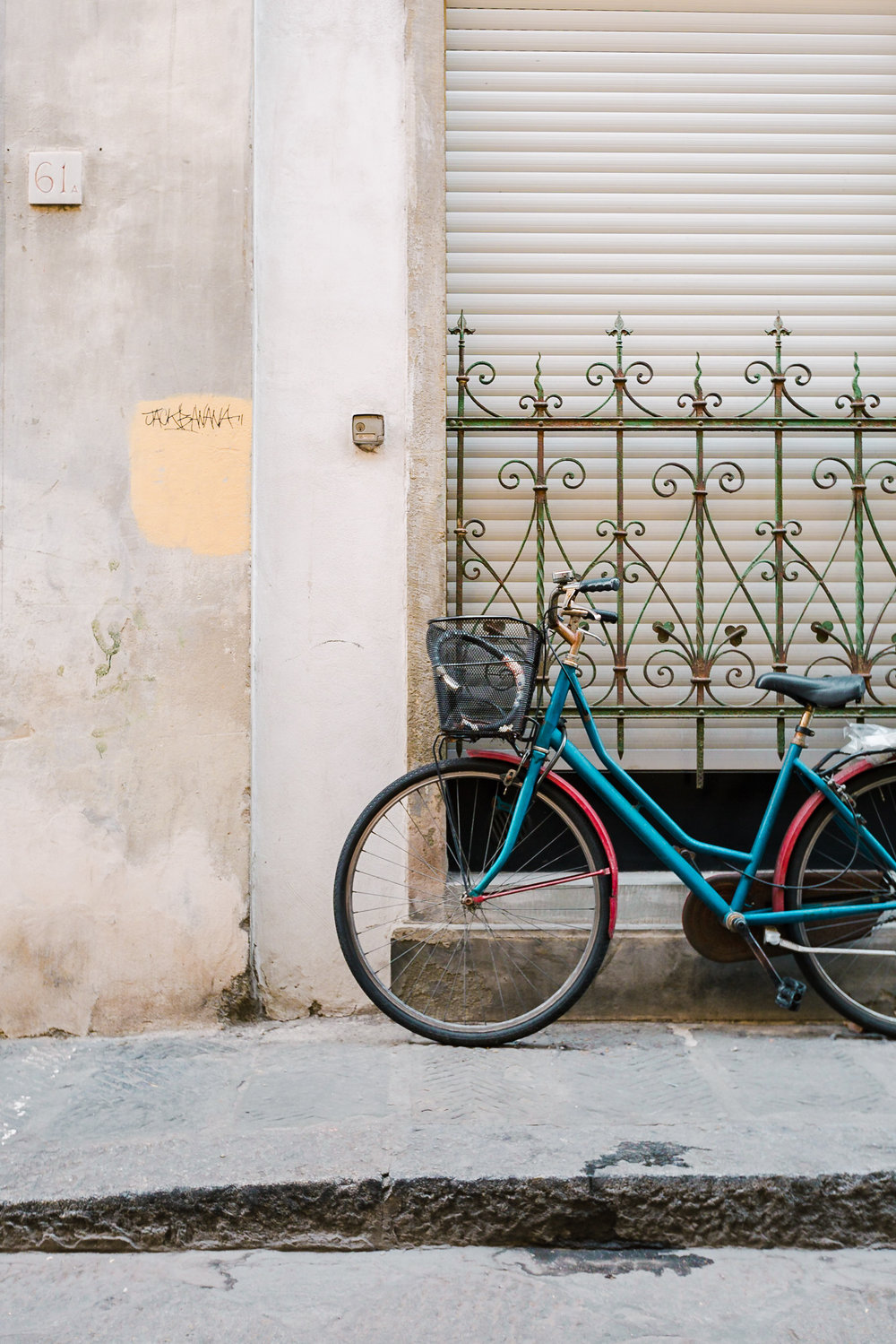 Florence Bicycle Blue and Red (1 of 1).jpg