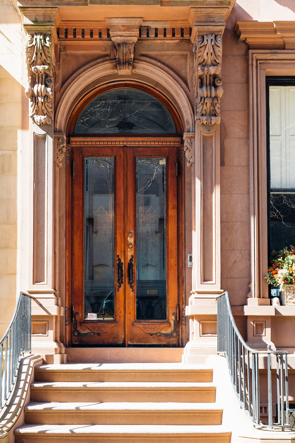 Brooklyn Heights Brown Door.jpg