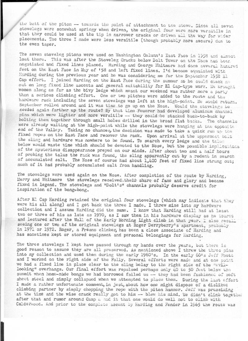 Stovelegs Letter 2