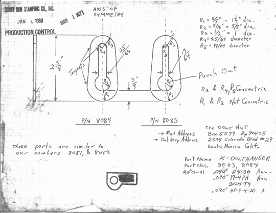 Dolt-hanger-patent-Production control drawing for a removable bolt hanger..jpg