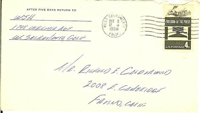 Copy of Envelope