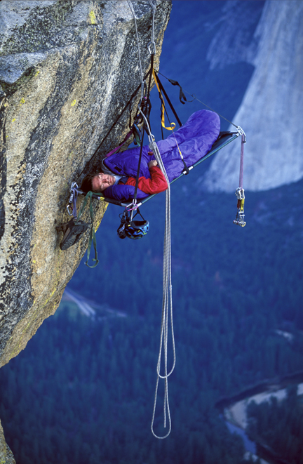 Jeff Perrin enjoying his ledge. Greg Epperson photo.